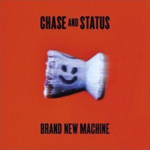 CHASE AND STATUS - Brand New Machine CD