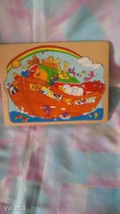 Noé bárkája-fa kirakó 29 db-os