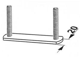 UNISzgk - Tetőbox adapter-szett (ld. katalogus) KAMEI