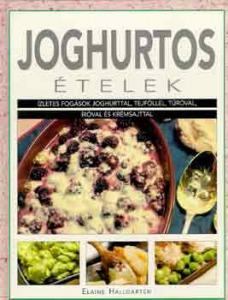 E. Hallgarten: Joghurtos ételek