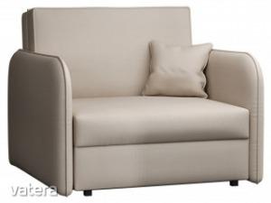 Kinyitható ágyneműtartós rugós fotelágy - MBL38011