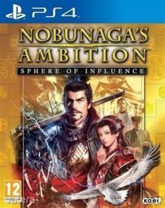 PS4  Játék Nobunagas Ambition - Sphere of influence