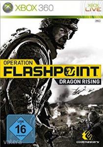 XBOX 360 Játék Operation Flashpoint - Dragon rising
