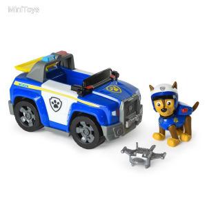 Mancs őrjárat Chase járművel