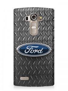 Ford mintás LG K10 tok hátlap