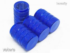Szelepsapka Alumínium Sport 11x16mm - 4db - Kék