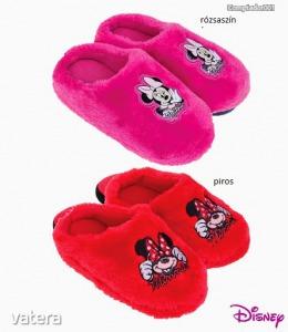 Minnie papucs rózsaszínben ( 28,30,32,34)
