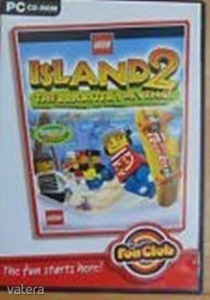 PC  Játék Lego Island 2 The bricksters revenge - {Funclub}