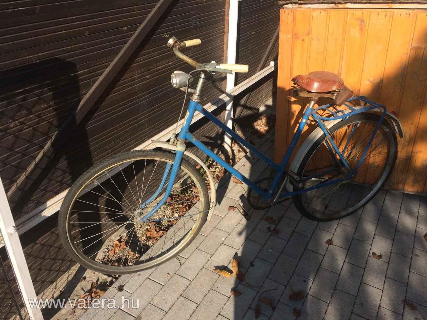 bab351b2f040 RETRO 48 ÉVES BICIKLI -EREDETI ÁLLAPOTBAN - 10000 Ft - Vatera.hu Kép