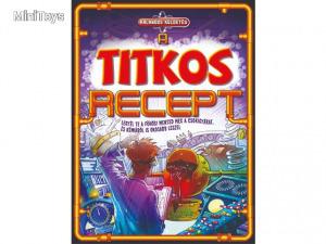 Kalandos küldetés - A titkos recept ismeretterjesztő könyv