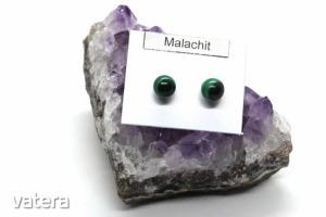 Malachit 6mm-es füli