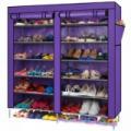 42 férőhelyes cipőtároló szekrény