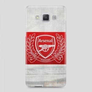 Arsenal mintás Samsung Galaxy A3 2016 tok