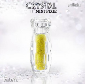 Crystal Mini Pixie Yellow