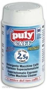 Puly Caff tisztító tabletta 60 db/2,5g automata géphez