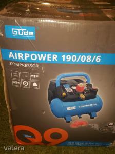 Kompresszor airpower hordozható kompresszor