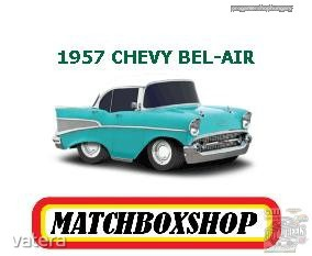 GreenLight Car Town 1957 Chevrolet Bel Air