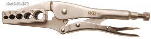 BGS-4498 Grippfogó összekötő csövekhez 6 ? 16mm