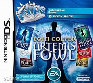 Nintendo DS Játék Flips Artemis Fowl - 6 interactive books