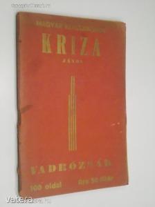 Kriza János: Vadrózsák I. (*811)
