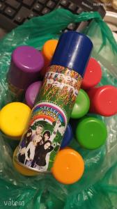 [RAKTÁR] Szerpentin spray (6féle szín)