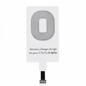 Choetech WP-IP Lightning Wireless Vezeték nélküli Jelvevő Adapter