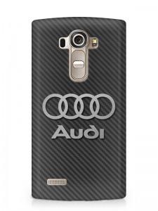 Audi mintás LG G3 tok hátlap
