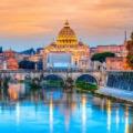 4 napos repülős városnézés Rómában 2 fő részére