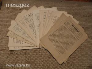 Az Érem 1955-1959 15 darab - Aukció - Vatera.hu Kép