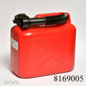 Benzinkanna 5 literes műanyag