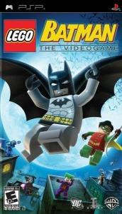 PSP Játék LEGO Batman - The vidogame - E