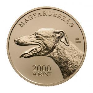 Magyar Agár 2000 Forint 2021
