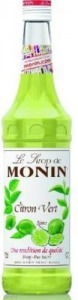 Monin Lime szirup 0,7L