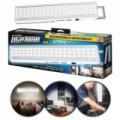Hordozható 60 LED-es reflektor, újratölthető akkumulátorral 700 lm