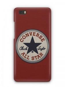 Converse mintás Huawei Mate 8 tok hátlap
