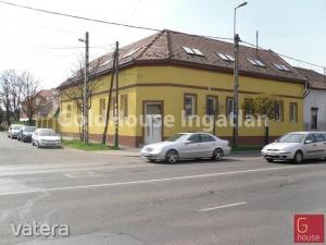 Utcai bejárattal Üzlethelyiségek Budapest  Szentmihályi út