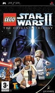 PSP Játék LEGO Star Wars II - The original trilogy - A