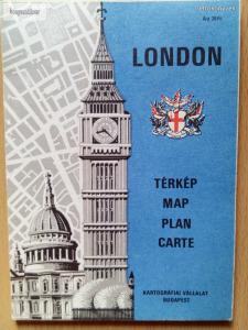 London térkép