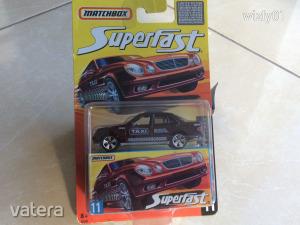 Matchbox Mercedes E  Superfast