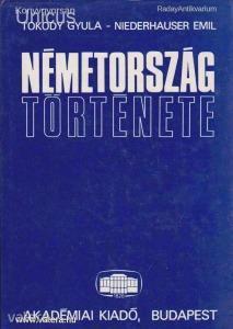 Tokody Gyula : Németország története (*74)