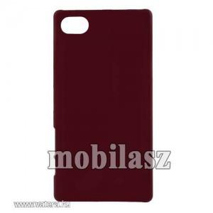Műanyag tok, Sony Xperia Z5 Compact (E5823), Piros