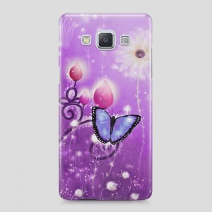 pillangós Samsung Galaxy J3 2016 tok hátlap