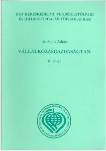 Vállalkozásgazdaságtan II. kötet