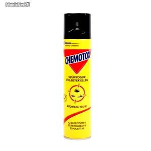 Chemotox légy - és szúnyogirtó aeroszol 0,4 l