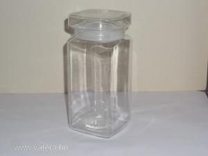 Konyhai üveg, tároló