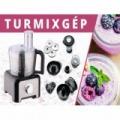 Powermax turmixgép és smoothie készítő 1000W