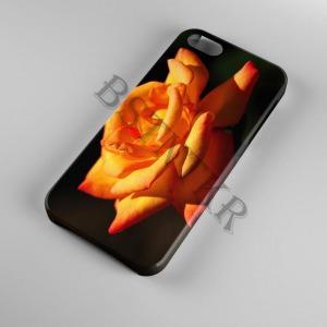 rózsás virágos Samsung Galaxy A20E tok hátlap tartó