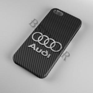 Audi mintás Samsung Galaxy A50 tok hátlap tartó