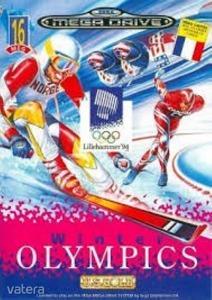 SEGA Mega Drive Játék Winter Olympics