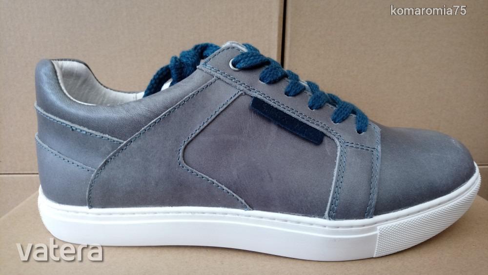 7fc0521e2f04 Stitch and walk fiú bőr cipő 37,38,39,40,41,42-s méretben - 9990 Ft ...